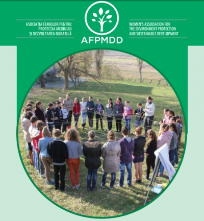 10 ANI de activitate Activity Report AFPMDD